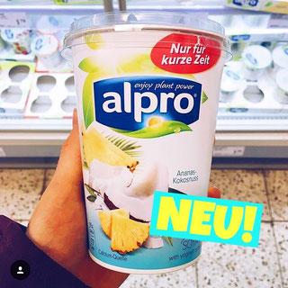 Alpro Soja Ananas-Kokosnuss