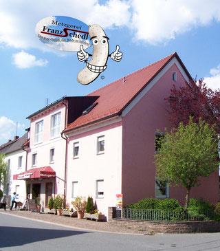 Metzgerei Franz Schedl Geschäftshaus