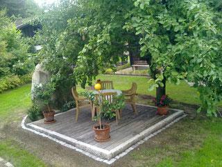 Gartengestaltung in Feldkirchen