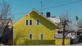 Holzfertighaus - Schwedenhaus