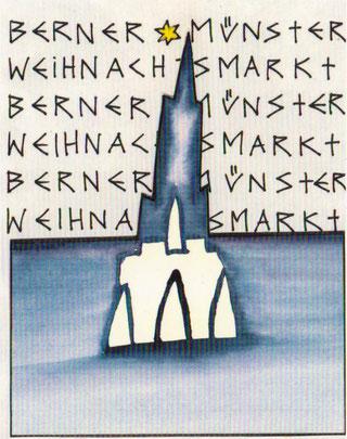 Weihnachtsmarkt Berner Münster - Vreni Lorenziniini