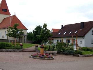 Sechtenhausen Ortsmitte