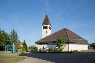 Pfarrkirche St. Andreas Unterwilflingen