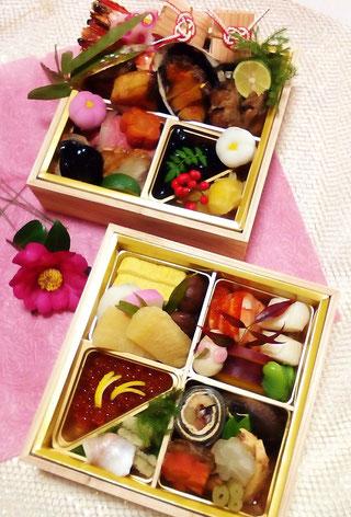 職人がこだわり手作りする本物のおせちで新春を華やかに寿ぐ日本料理店美菜ガルテンふるかわ