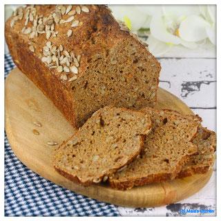 Vollkorn-Karotten-Brot
