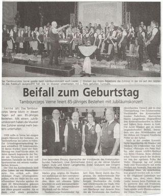 Westfalen-Blatt Nr. 256