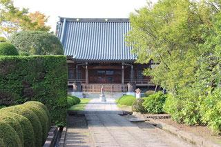 飯能広渡寺