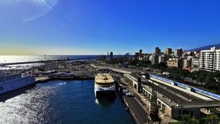 Teneriffa Santa Cruz de Tenerife Kreuzfahrt Hafen und Landausflüge