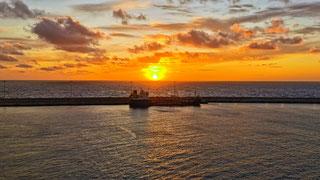 La Palma Santa Cruz de la Palma Kreuzfahrt Hafen und Landausflüge