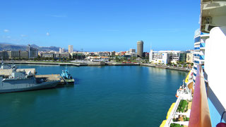 Gran Canaria Las Palmas Kreuzfahrt Hafen und Landausflüge