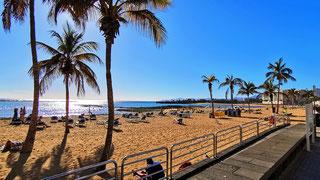 Lanzarote Arrecife Kreuzfahrt Hafen und Landausflüge