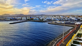 Fuerteventura Puerto del Rosario Kreuzfahrt Hafen und Landausflüge
