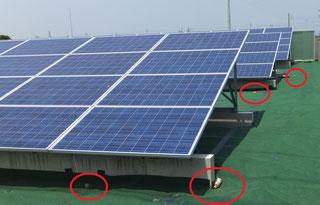 太陽光発電イタズラ