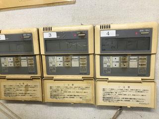 ダイキンエラーコードE-4