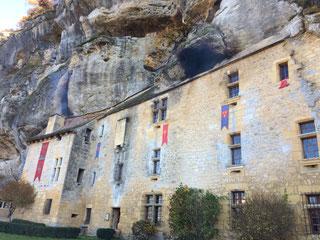 """la """"Maison forte """" de Reignac"""