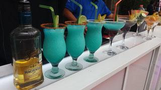 servicio de cocteleria para eventos