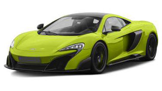 Mclaren 675lt Coupe Special Edition V8
