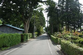 城内諏訪小路重要伝統的建造物群保存地区