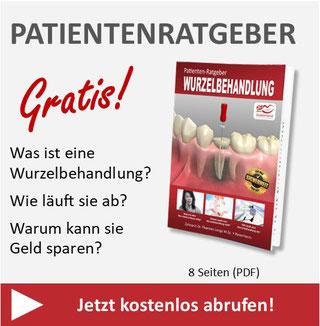 Patienten-Ratgeber Wurzelbehandlung Stephanskirchen