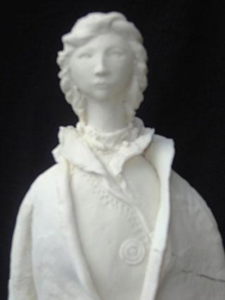 Porcelaine   H:32cm