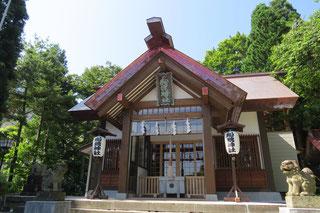 船魂神社について