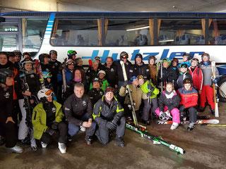 Senioren-Skifahrt-Zauchensee