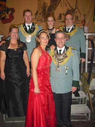 v.l.n.r: Susanne & Thomas Grosche, Sabine & Andreas Kuczera, Marie Sywall & Dirk Wymar