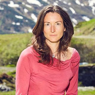 Autorin Birgit Jaeckel, Mitglied im Autorinnenclub. Die Druidin