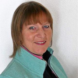 Autorin Sabrina Kyrell, Mitglied im Autorinnenclub.