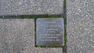 Frieda Dahlberg