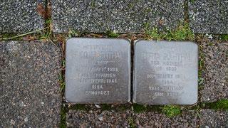 Hugo und Bertha Buchthal
