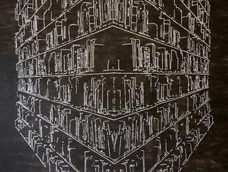 Katrin Leitner, Kunst, Archive, Bibliothek, Wissen, documenta archiv, Schatzkammer, Stein der Weisen