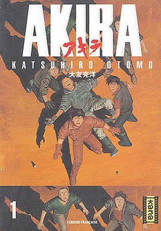 Akiri paru en 2002 au japon est un anime-comics science fiction parlant de l'année 2019 30 ans après la 3ème guerre mondiale. Source:https://www.manga-news.com/index.php/serie/ Akira-Anime-comics