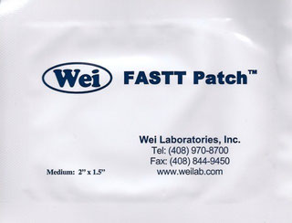 Wei FASTT patch image