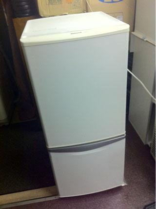 ナショナル2ドア冷蔵庫