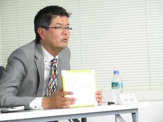 竹内 良平氏(ツチセー株式会社)