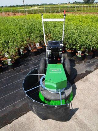 Terrazza Geotex Pro Geotextil-Reinigungsmaschine