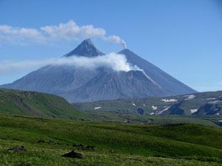 Kluchevskaya group of volcanoes