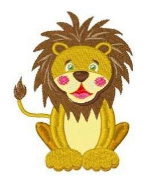 Zootiere: Löwe