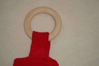 Holzring aus Ahornholz 5.5 cm