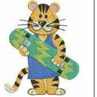 SPORT TIGER 8