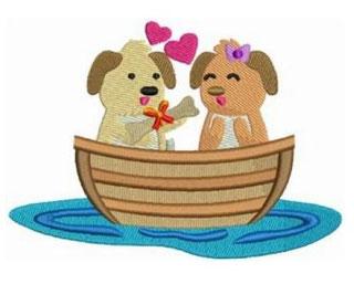 Love Boat Serie: HUNDE