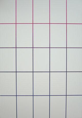 Link 1, 115 x 80 cm, Öl auf Leinwand, 2014