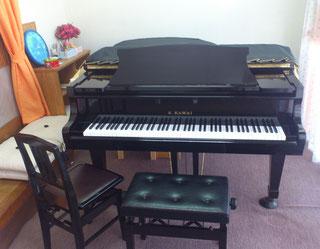 (火)(木)ピアノ(受験対応可能)・声楽、(月1回(水))大人のうた