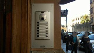 Placa Videoportero Cityline Fermax
