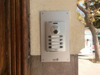 Placa Videoportero Fermax Cityline DUOX