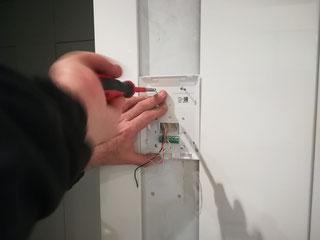 Conector de instalación Monitor VEO XS