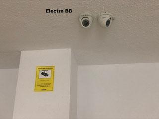 Camaras CCTV Seguridad con grabacion