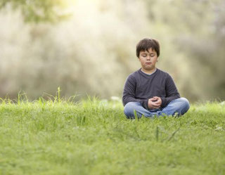 obesite enfants meditation pleine conscience mindfulness MBSR Guillaume Rodolphe