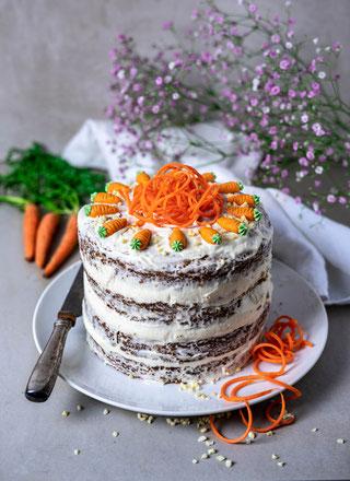 cake, vegan frosting, frosting, vegan, carrot cake, cake, Karottenkuchen
